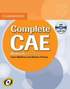 Complete CAE (Workbook with Answers, Workbook Audio CD, CD-ROM) free download
