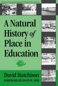 A Natural History of Place in Education free download