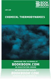 Chemical Thermodynamics free download