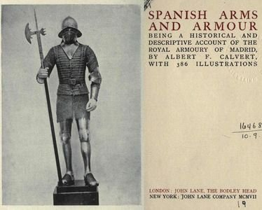 Spanish Arms and Armour free download