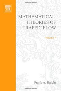 Mathematical Theories Of Traffic Flow free download