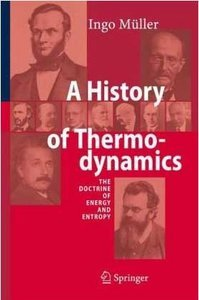 A History of Thermodynamics: The Doctrine of Energy and Entropy free download