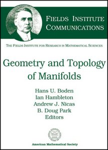Geometry and Topology of Manifolds free download