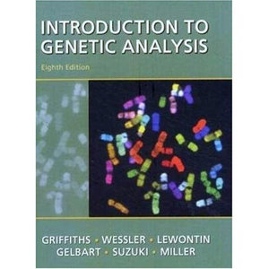 An Introduction to Genetic Analysis (INTRODUCTION TO GENETIC ANALYSIS (GRIFFITHS)) free download