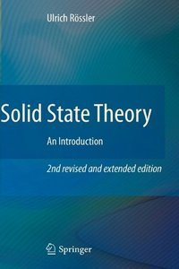 Solid State Theory: An Introduction free download