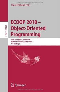ECOOP 2010 -- Object-Oriented Programming free download