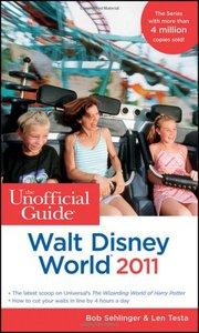 The Unofficial Guide Walt Disney World 2011 free download