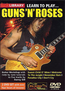Lick Library - Learn to play Guns 'N' Roses free download