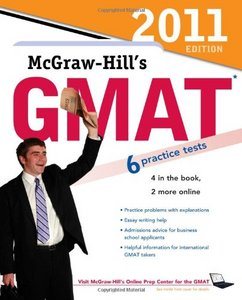 McGraw-Hill's GMAT, 2011 Edition free download