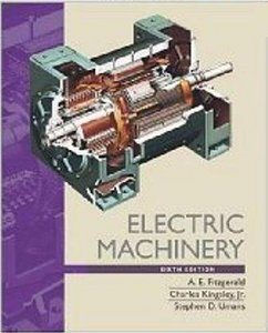 A. E. Fitzgerald, Charles Kingsley Jr, Stephen Umans Electric Machinery free download