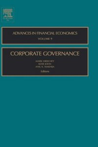Corporate Governance, Volume 9 (Advances in Financial Economics) From JAI Press free download