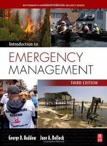 Introduction to Emergency Management, Second Edition free download