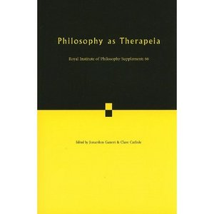 Philosophy as Therapeia free download