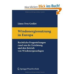 Windenergienutzung in Europa free download