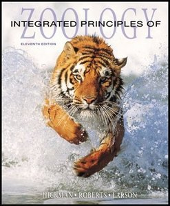 Integrated Principles of Zoology, 11 edition free download