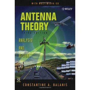 Antenna Theory: Analysis and Design, 3 edition free download