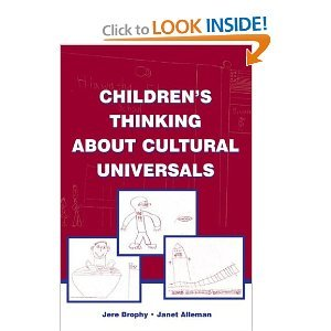 Children's Thinking About Cultural Universals free download