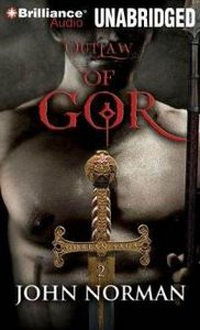 Outlaw of Gor by John Norman Book 2 (Audiobook) free download