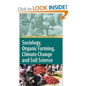 Sociology, Organic Farming, Climate Change and Soil Science free download