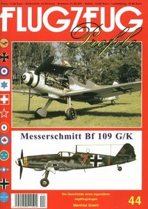 Flugzeug Profile 44: Messerschmitt Bf 109 G/K free download