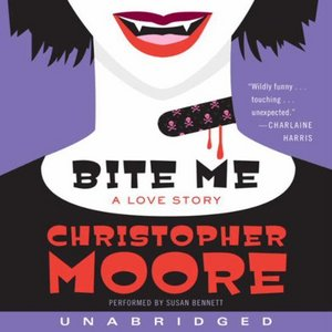 Bite Me: A Love Story by Christopher Moore (Audiobook) free download
