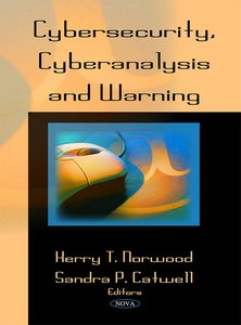 Cybersecurity, Cyberanalysis and Warning free download