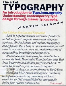 The Art of Typography. An Introduction to Typo.Icon.Ography free download