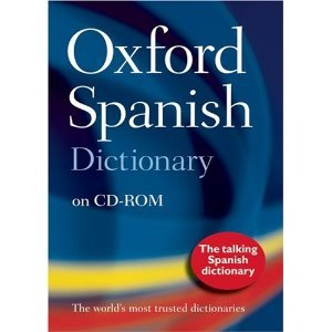 Oxford Spanish Dictionary 3rd edition on CD-ROM free download