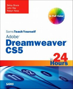 Sams Teach Yourself Adobe Dreamweaver CS5 in 24 Hours free download
