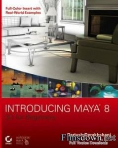 Introducing Maya 8: 3D for Beginners free download