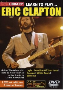 Lick Library - Learn To Play Eric Clapton (2006) free download