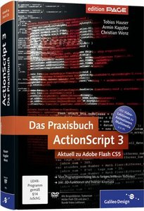 Tobias Hauser - Das Praxisbuch ActionScript 3 free download