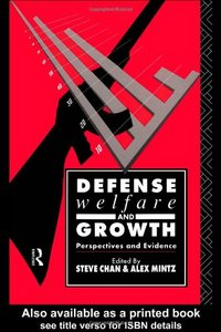 Defense, Welfare and Growth: Perspectives and Evidence From Routledge free download