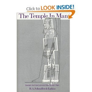 The Temple in Man: Sacred Architecture and the Perfect Man free download