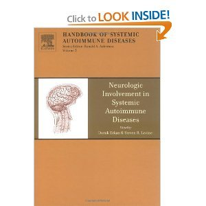 The Neurologic Involvement in Systemic Autoimmune Diseases, Volume 3 free download