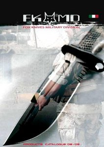 FKMD (Fox Knives Military Division) Products Catalogue 2008-2009 free download