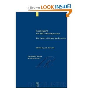 Kierkegaard and His Contemporaries: The Culture of Golden Age Denmark free download