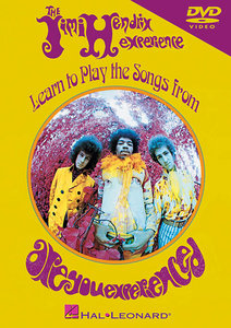 Hal Leonard - Learn to Play the Songs From Are You Experienced (2001) free download