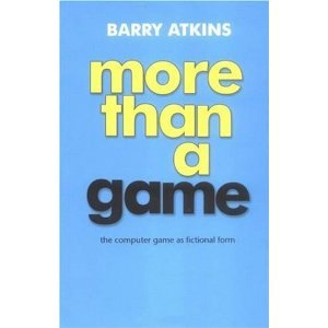 More than a Game: The Computer Game as Fictional Form free download