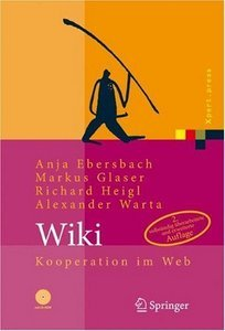 Wiki: Kooperation im Web free download