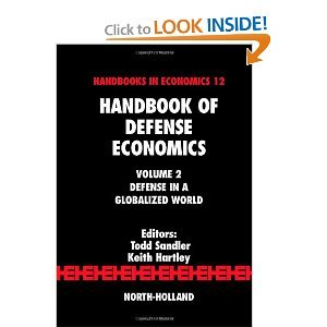 Handbook of Defense Economics, Vol. 2: Defense in a Globalized World free download