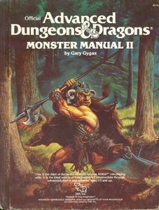 Advanced Dungeons and Dragons, Monster Manual II free download