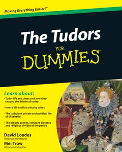 The Tudors For Dummies free download