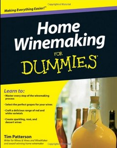 Home Winemaking For Dummies free download