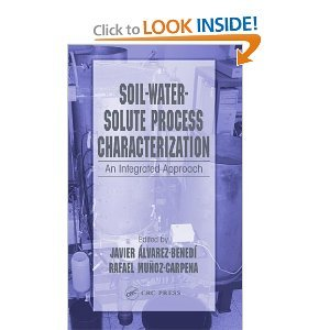 Soil-Water-Solute Process Characterization free download