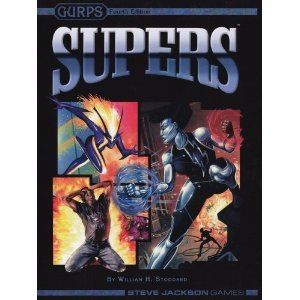 GURPS Supers free download