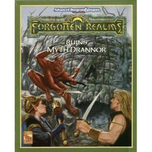 The Ruins of Myth Drannor (Advanced Dungeonsamp; Dragons, 2nd Edition) free download