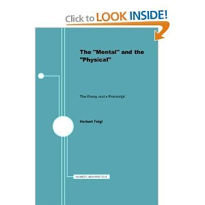 The Mental and the Physical free download