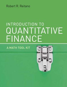 Introduction to Quantitative Finance: A Math Tool Kit free download