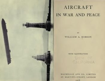 Aircraft in War and Peace free download